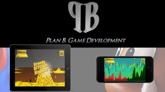 Plan B. Game Development Webseite